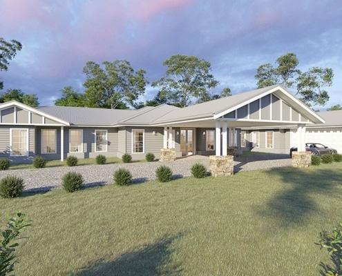 House - Barrington 449 Design