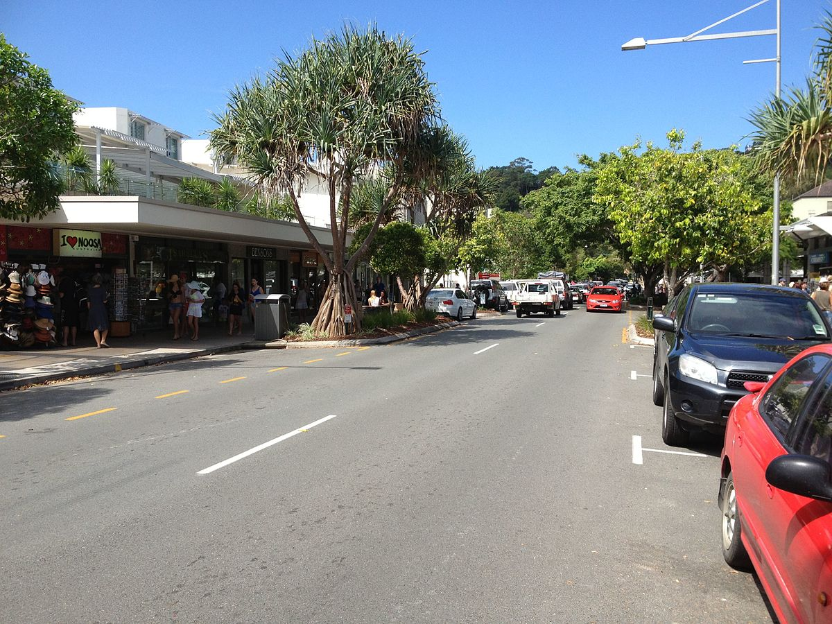 Sunshine Coast Street