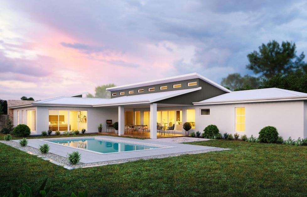 Avondale Homes Custom House Design