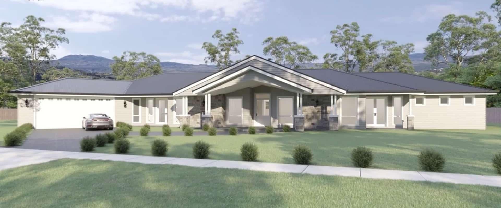 Mahoney Road - House