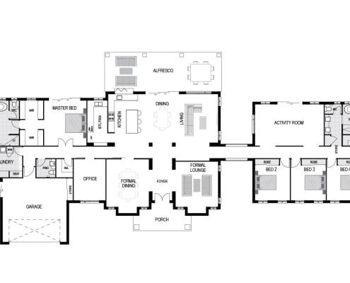 Floor plan - Design